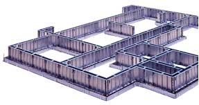 NSP基礎鋼製型枠